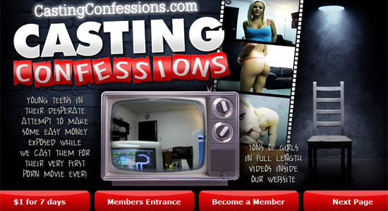 Casting Confessions
