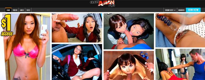 Enter Crazy Asian GFs!