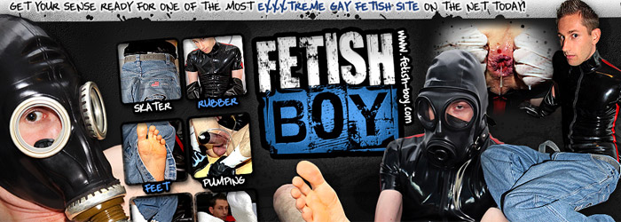 Fetish Boy