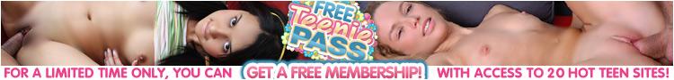 Free Teenie Pass