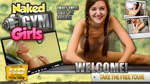 Naked Gym Girls