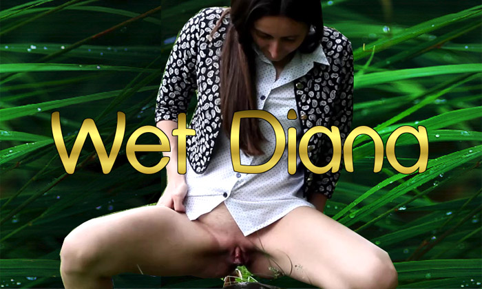 Wet Diana