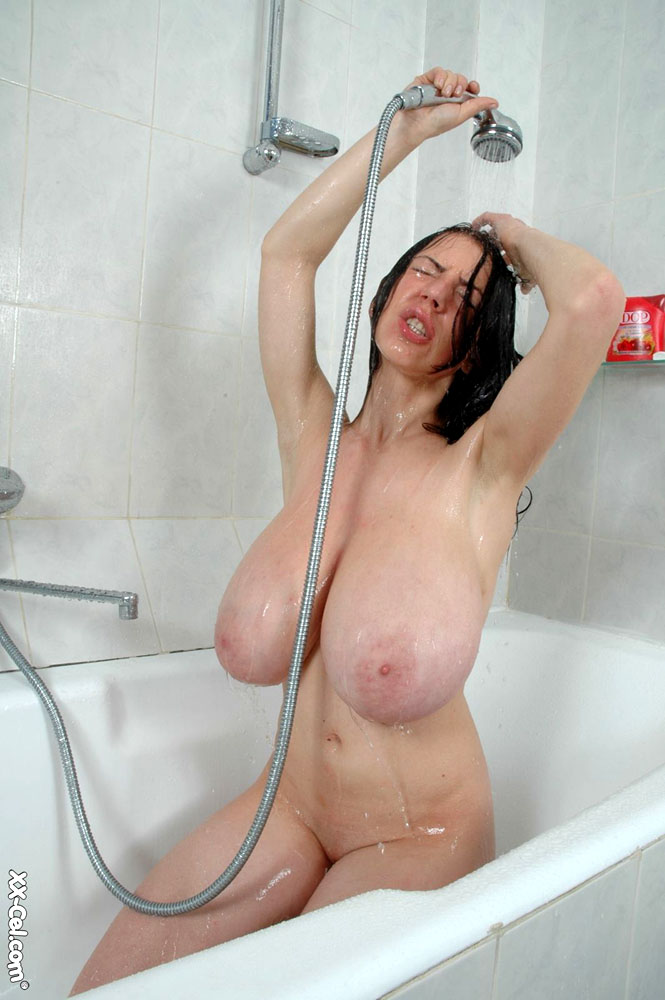 What big tittied asian girls in shower consider, that