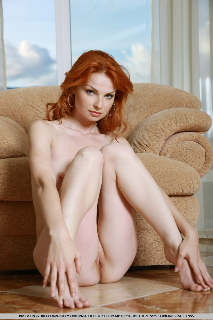 Are all sexy redhead woman nude