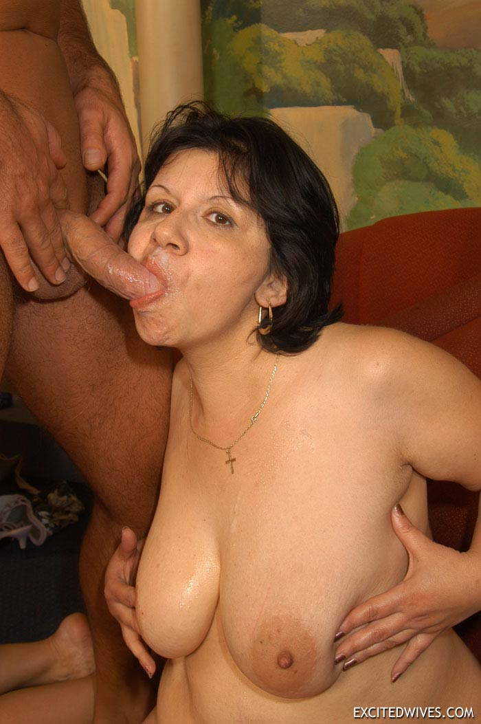 lusty mature wife