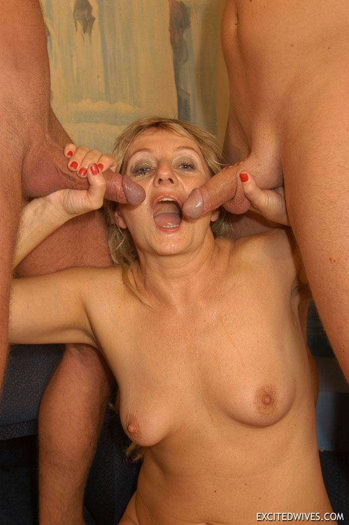Cum Mouth After Fucking