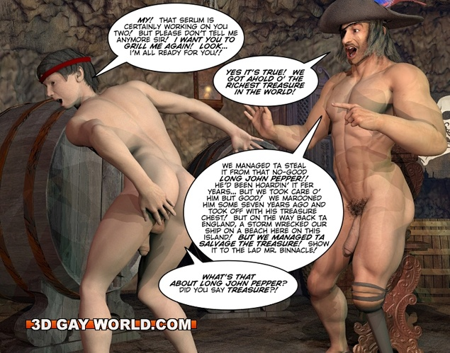 from Blaze gay pirate comic