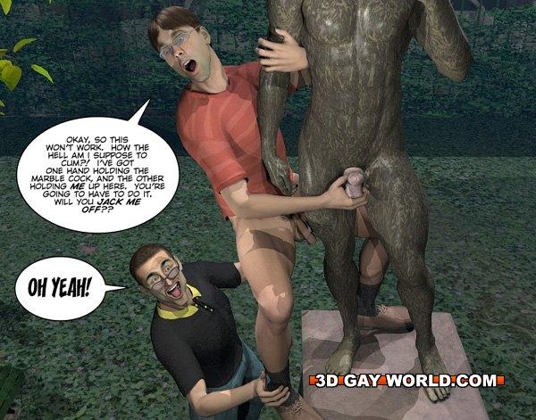 Gay fantasy sex