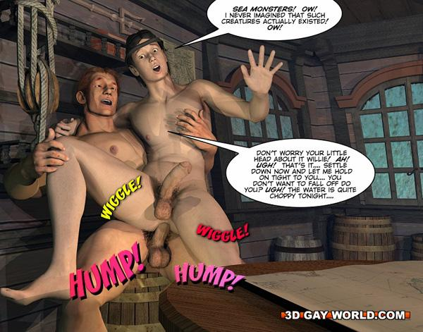 Free 3d gay cartoons