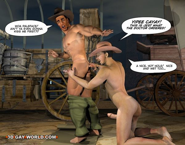 Gay sex in the old west