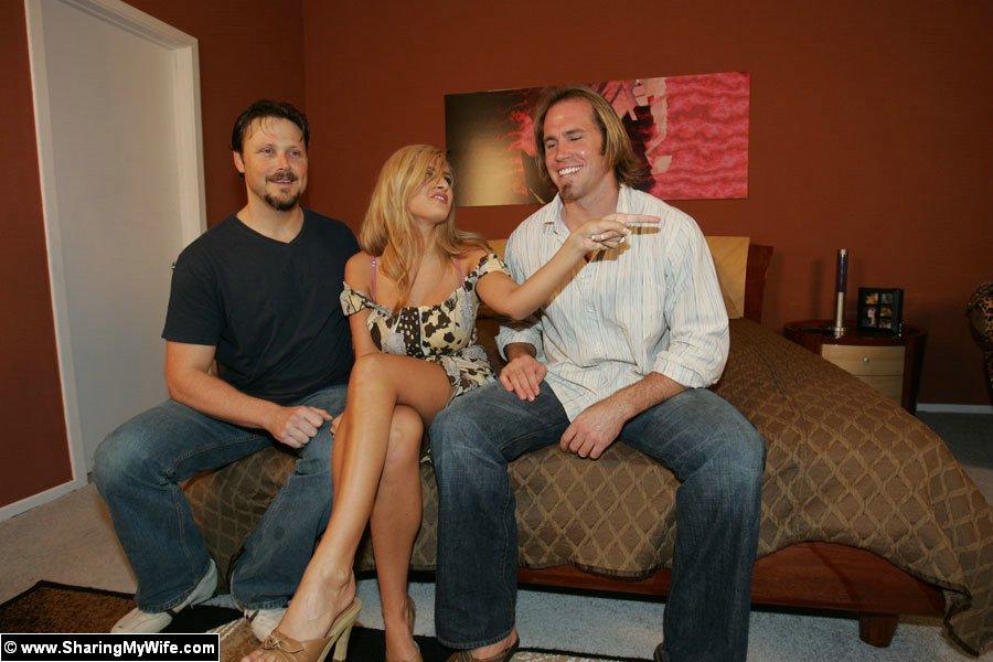 фото жены с другими
