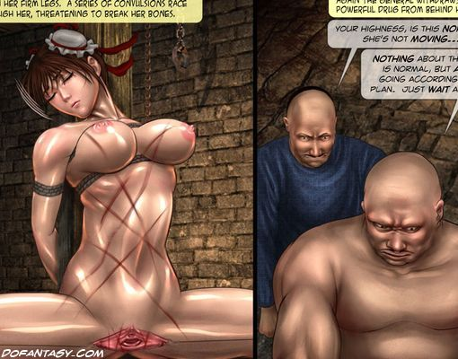 busty chinese slave cutie will never bdsm art collection