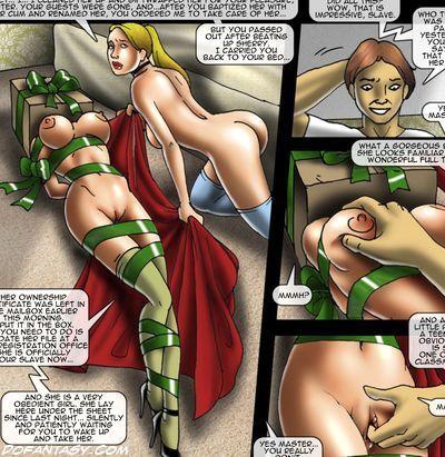 порно комиксы новый год
