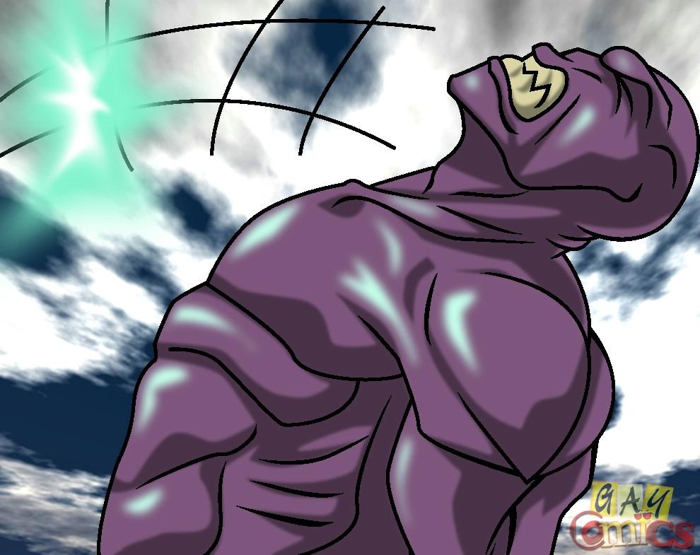 sex gay monster comic