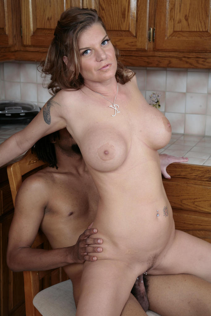 mature wife interracial