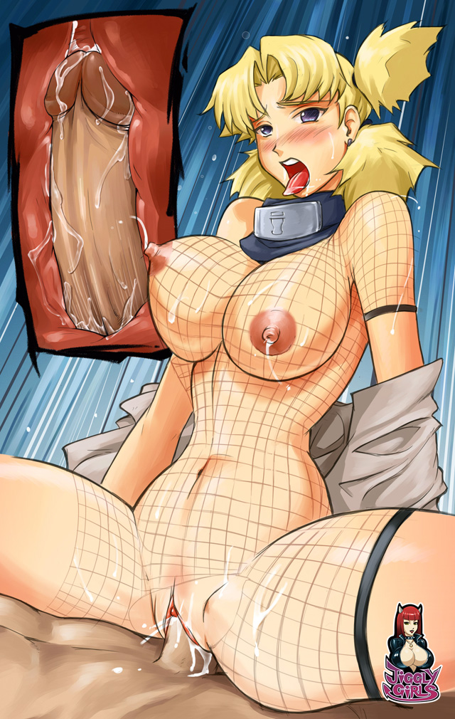 Manga bitches in space suits giving titjobs and get - Picture 3