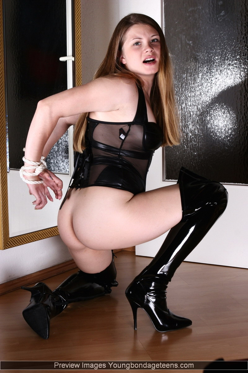 Leather Teen