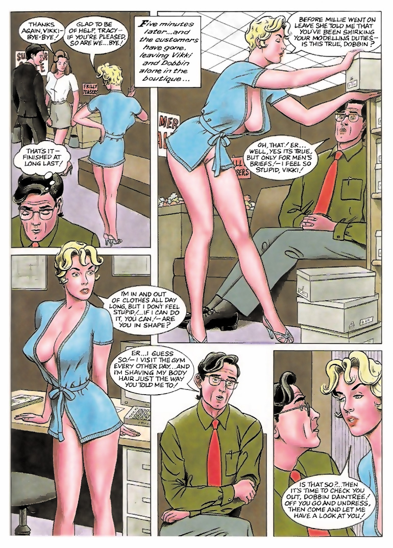 pictures cartoon free picture Housewife porn comic