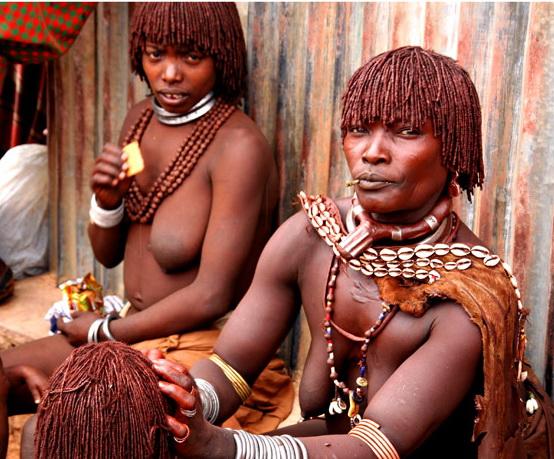 Порно лесбиянки в племенах африки