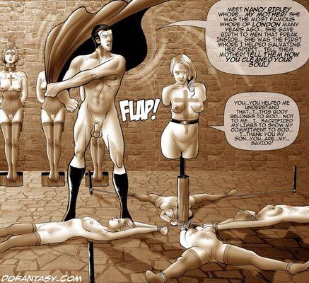 Cartoons bdsm BDSM Slave