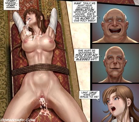 Tied up slave hotties begging for mercy - BDSM Art Collection - Pic 1