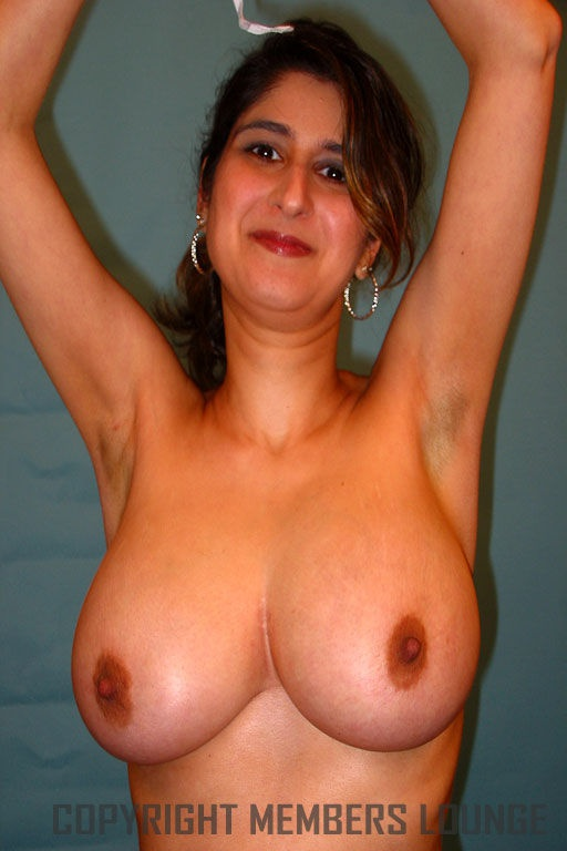 Busty indian tits