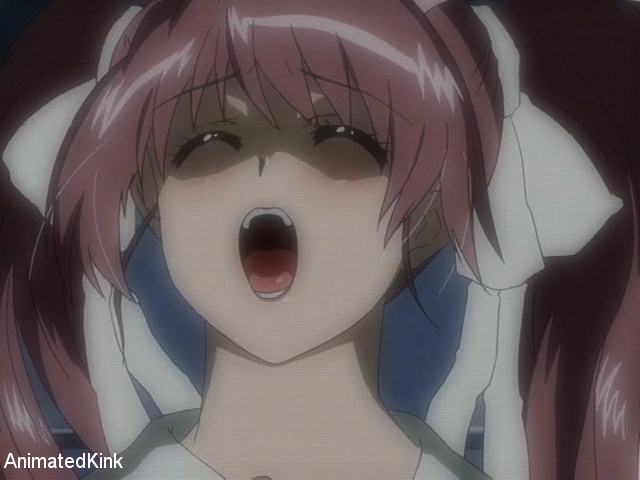 Bdsm art pics of bound hentai cutie with big breasts - Picture 2