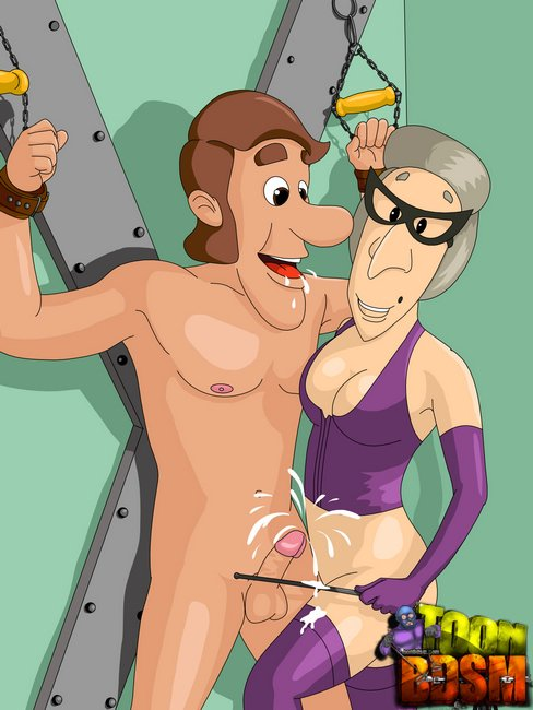 All races Sexo desenhos animado have