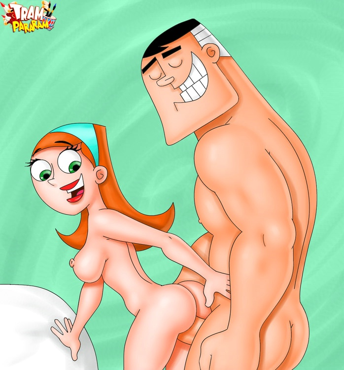 Naked girls on all cartoons