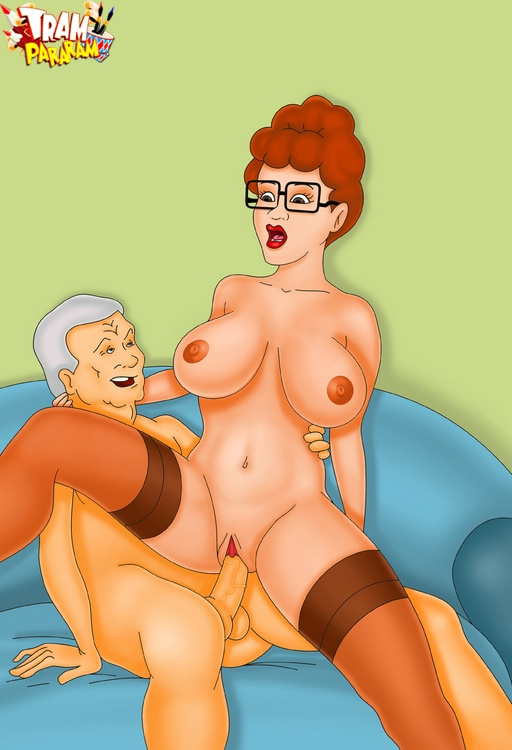 Peggy hill sex