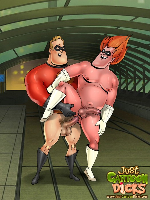 Mr incredible fucks violetporn picture