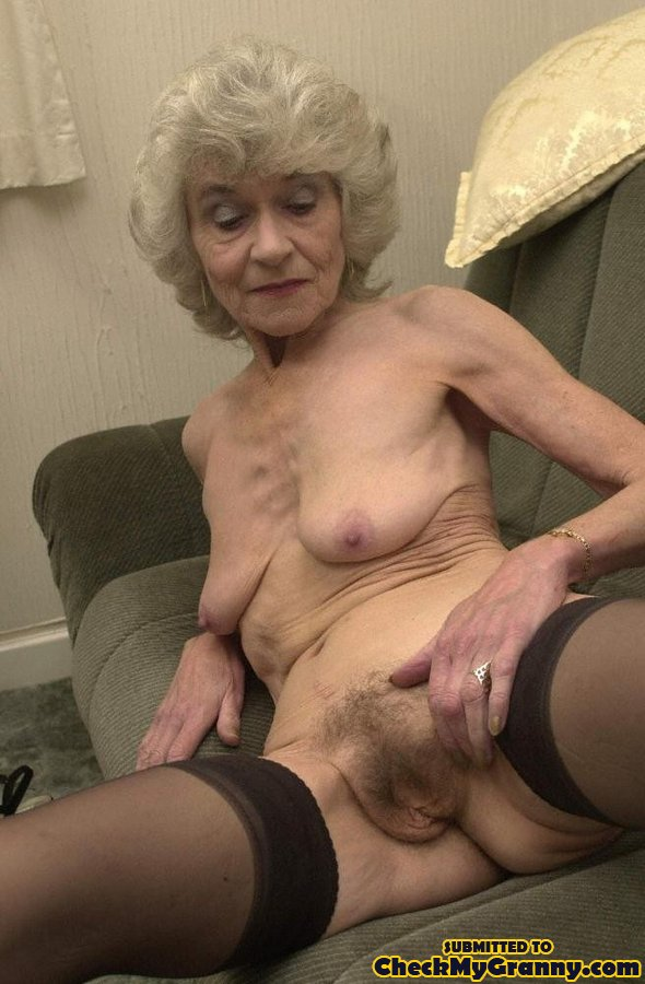 really really old women naked