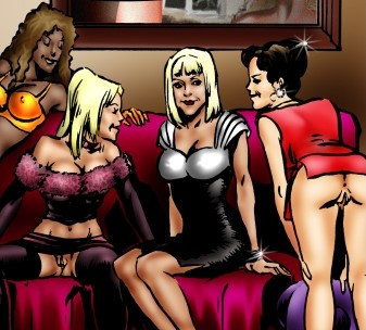 Hot interracial fucking cartoon with cool - Cartoon Sex - Picture 3