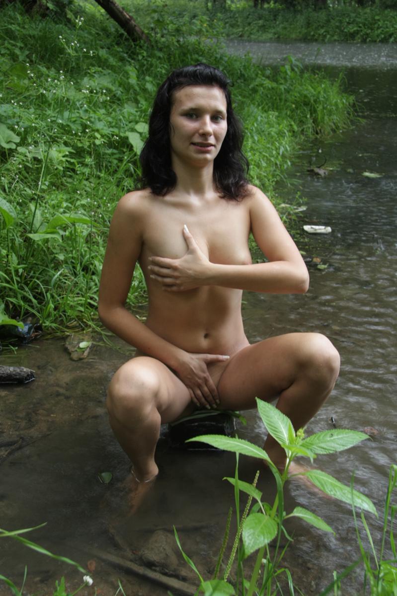 Kesselring recommend Skinny small tits bondage cock suck