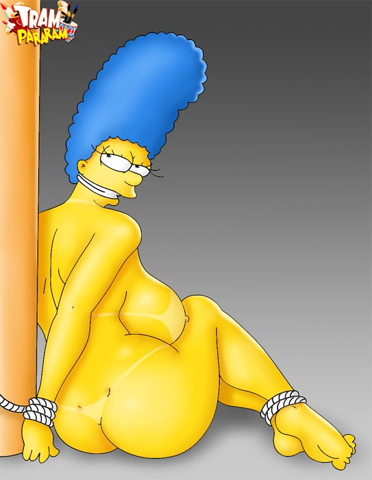 marge simpson feet sucked and nude