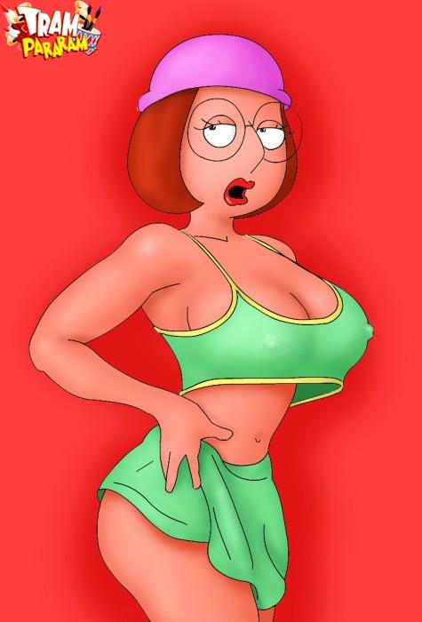 EVELYN: Shemale Family Guy Lois Fucking Meg Griffin