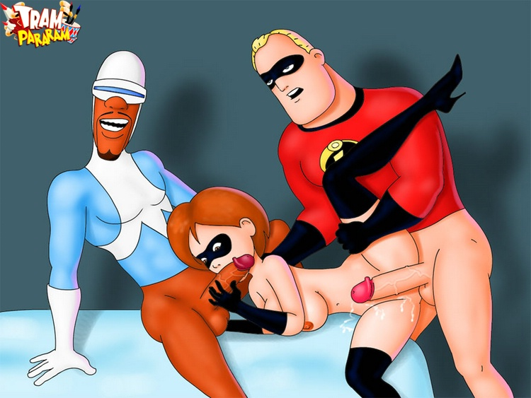 Incredibles having sex naked porn