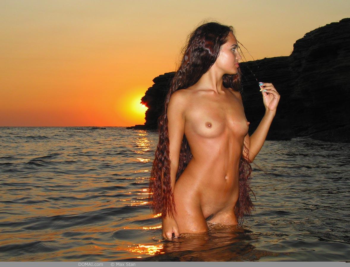 Секс с девушкой длинные волосы 9 фотография