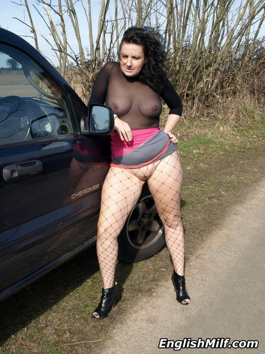 Bbw milf tights