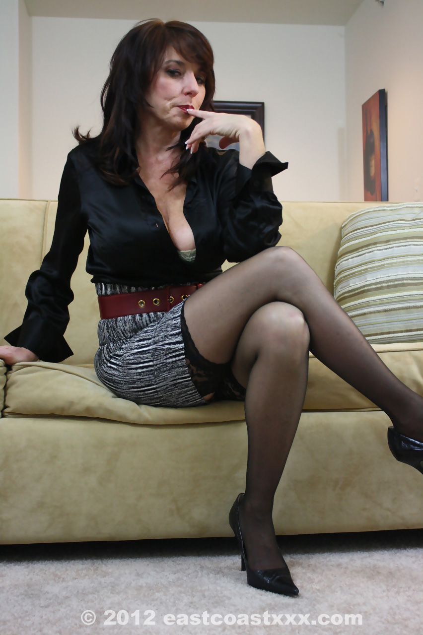 Think, fucking lady heels stocking really