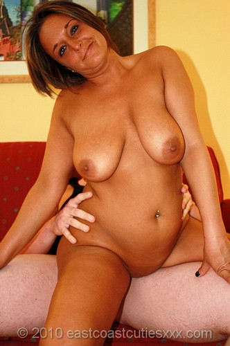 naked Busty mom