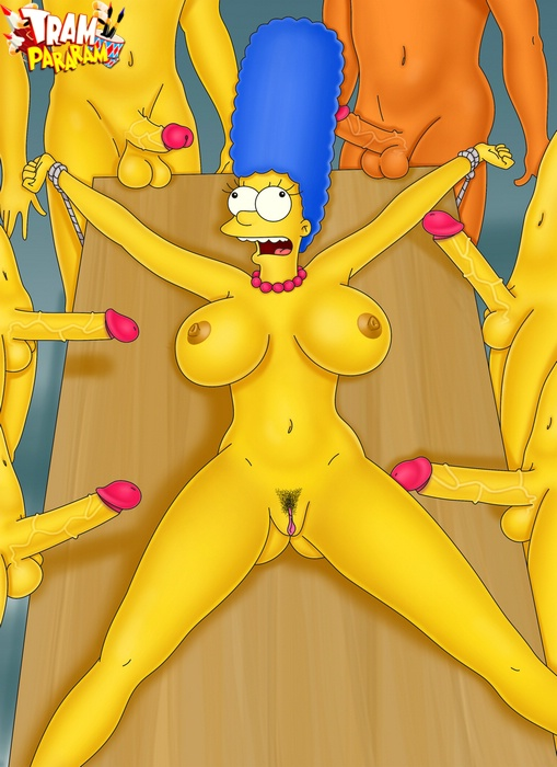 marge and leela hentai