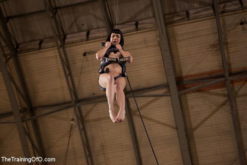 Ceiling bondage