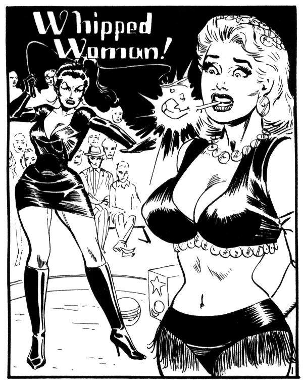 Stylish black and white porn bdsm - BDSM Art Collection - Pic 1