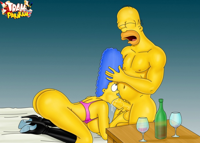Naked pics of louis griffin fucking marge simpson remarkable phrase