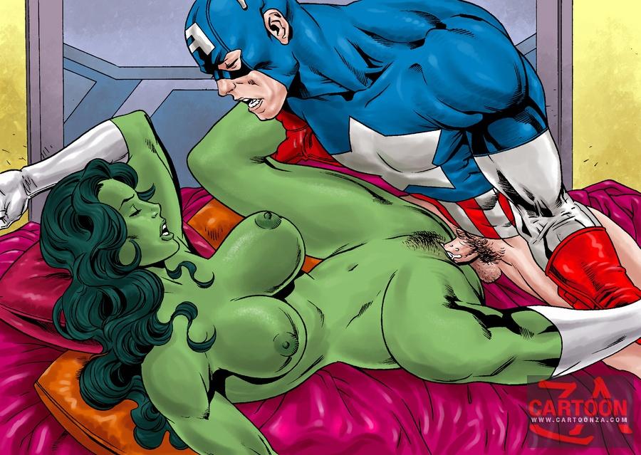 порно комиксы супергерои фото