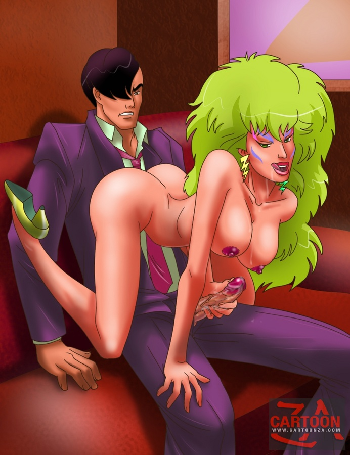 Bodacious cuties from Jem series exposing their - Picture 2