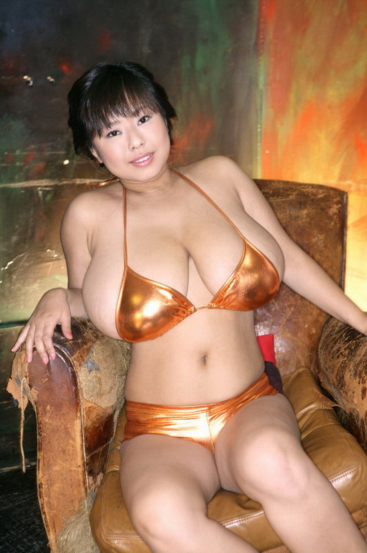 Fat asian boobs