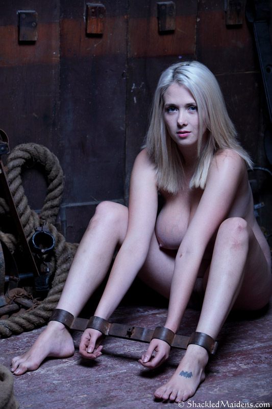 Pictures naked women shackled