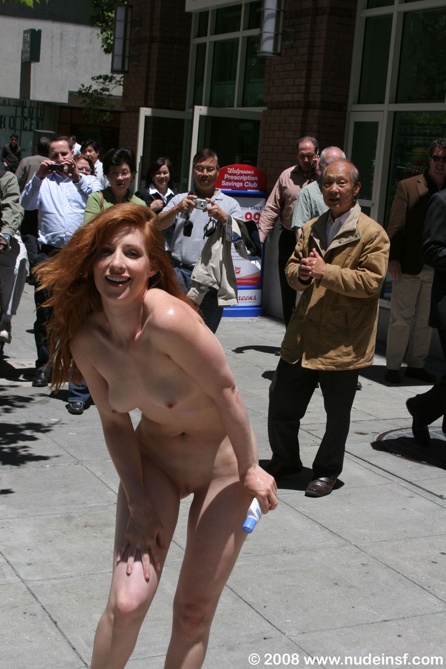 Nude girls of san francisco